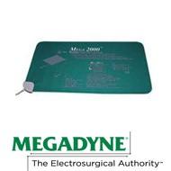 Wiederverwendbare Patienten Rückfluss Elektroden Mega 2000®