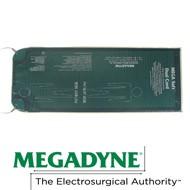 Wiederverwendbare Patienten Rückfluss Elektroden Mega 2000® SOFT Dualcord