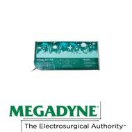 Wiederverwendbare Patienten Rückfluss Elektroden Mega 2000® Soft Pediatric