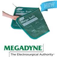 Wiederverwendbare Patienten Rückfluss Elektroden Mega SOFT® Universal