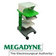 MegaCart Gerätewagen mit Aufsatz