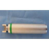 Batteriegriff allein (2 Baby-Zellen, 1,5V sind erforderlich)