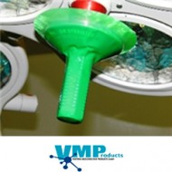 Schutzhüllen für OP-Lampengriffe (doppelt)