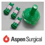 Schutzhüllen für OP-Lampengriffe (dreifach)