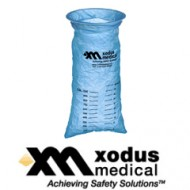 Emesis Bag blau (1000ml)